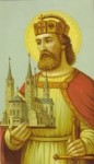 St. Stephen, King of Hungary