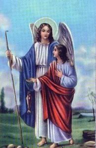 St Raphael Archangel